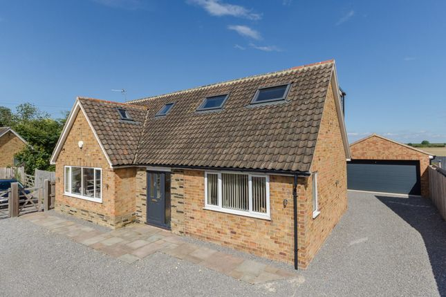 Thumbnail Detached bungalow to rent in The Ridings, Wetherby Road, Rufforth, York