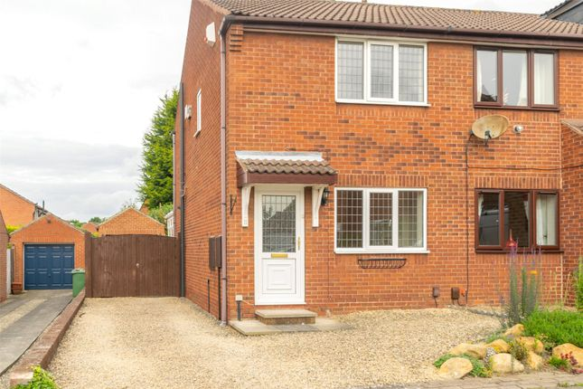 Thumbnail Semi-detached house to rent in Cranewells Drive, Leeds, West Yorkshire