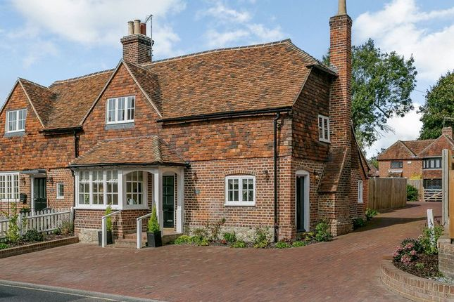 Thumbnail Semi-detached house to rent in High Street, Otford, Sevenoaks