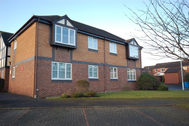 Thumbnail Flat to rent in Greenfinch Court, Blackpool