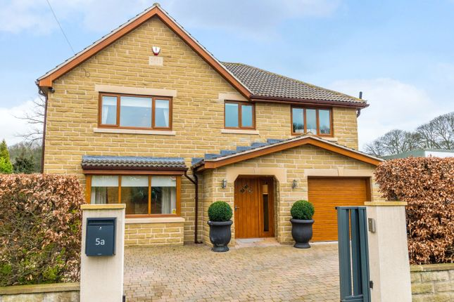 Thumbnail Detached house for sale in Woodthorpe Park Drive, Sandal, Wakefield