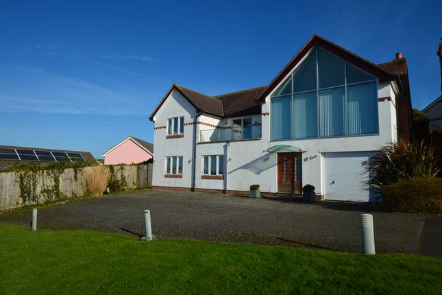 Thumbnail Detached house for sale in Dudley Way, Westward Ho!, Bideford