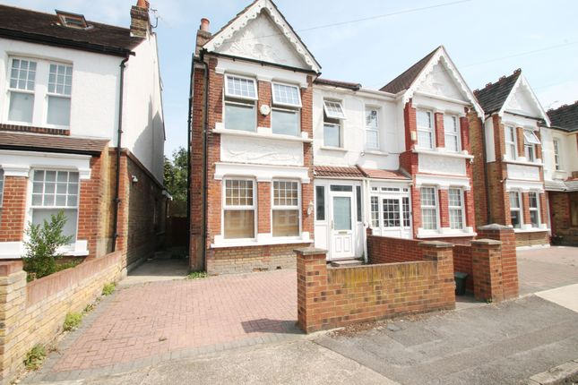 Thumbnail Semi-detached house to rent in Brandville Road, West Drayton