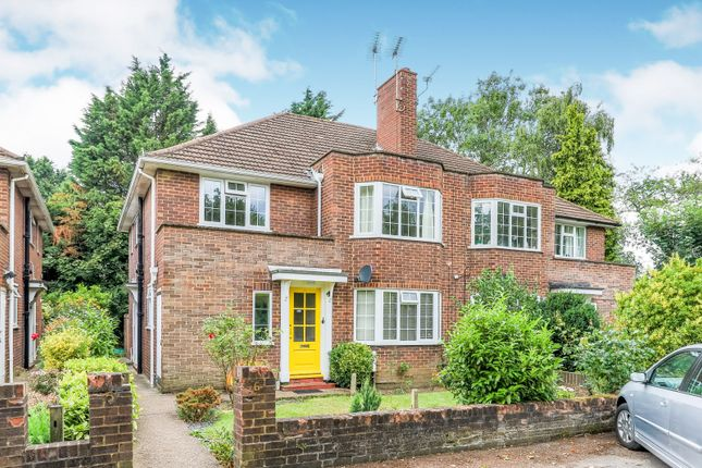 2 bed flat to rent in Gladsmuir Close, Walton On Thames, Surrey KT12
