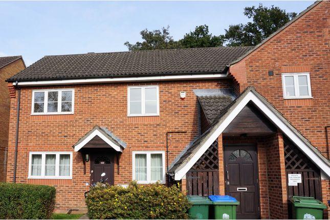 Thumbnail Flat for sale in Chelveston Crescent, Aldermoor, Southampton