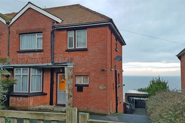 Thumbnail Semi-detached house for sale in Highfield Road, Ilfracombe