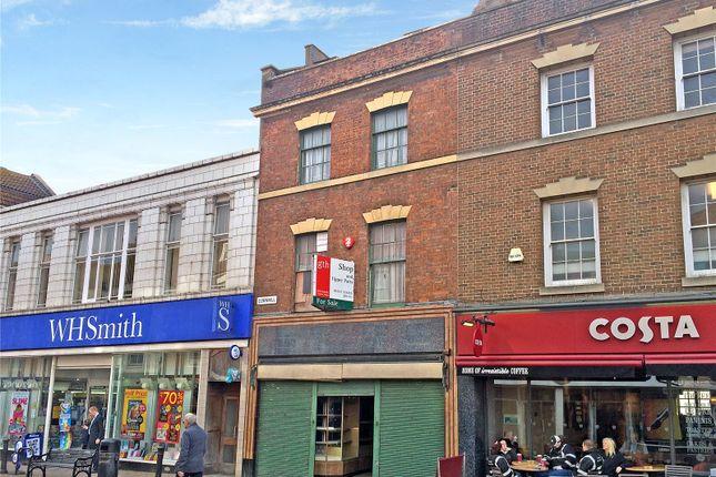 Thumbnail Retail premises for sale in Cornhill, Bridgwater, Somerset