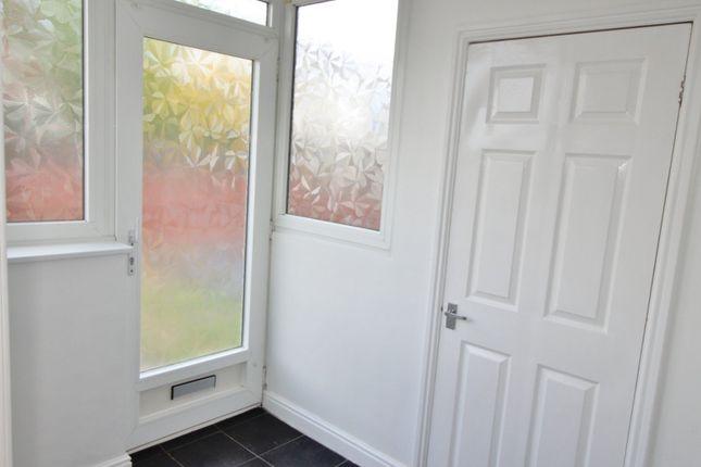 Entrance Hall of Bisley Grove, Bransholme, Hull, East Yorkshire HU7