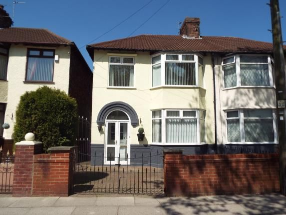 Semi-detached house for sale in Utting Avenue, Liverpool, Merseyside