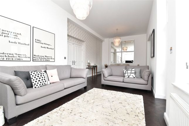 Thumbnail Terraced house for sale in Chapel Drive, The Residence, Stone, Kent