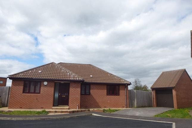 Thumbnail Detached bungalow for sale in Middle Farm Close, Dauntsey, Chippenham