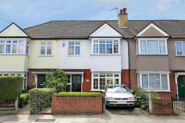 Thumbnail Terraced house for sale in Wendell Road, Shepherds Bush, London