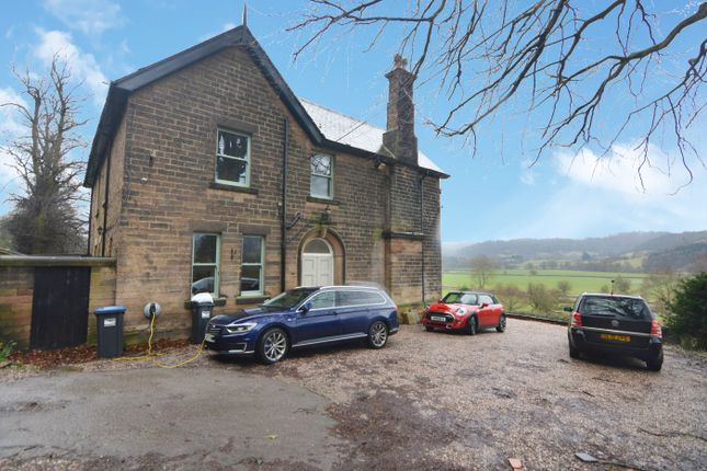 Thumbnail Detached house for sale in Holmefield, Dale Road North, Matlock, Derbyshire