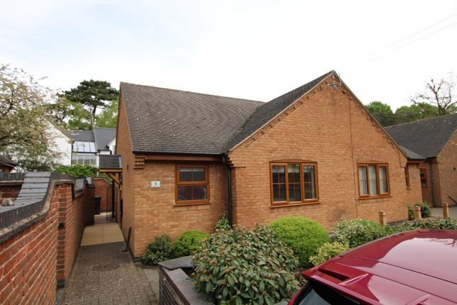 1 bed bungalow to rent in Hillside Court, Breedon On The Hill DE73