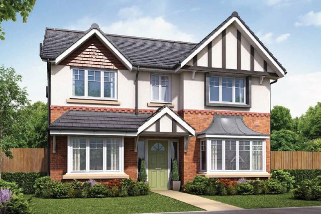 Thumbnail Detached house for sale in The Bayswater, Roseacre Gardens, Rufford, Lancashire