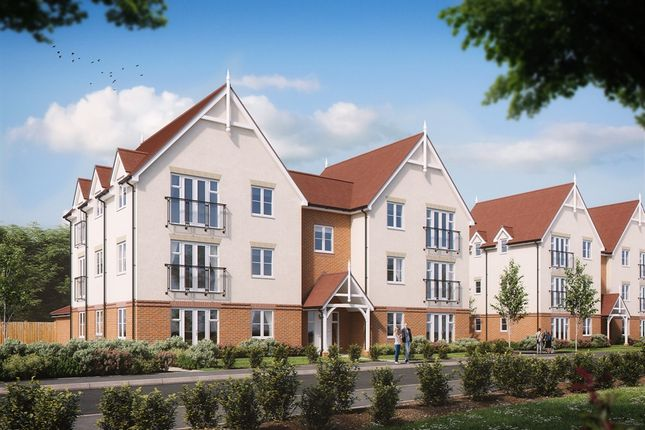 "Thumbnail Flat for sale in ""The Ramsons House"" at Fulbeck Avenue, Worthing"