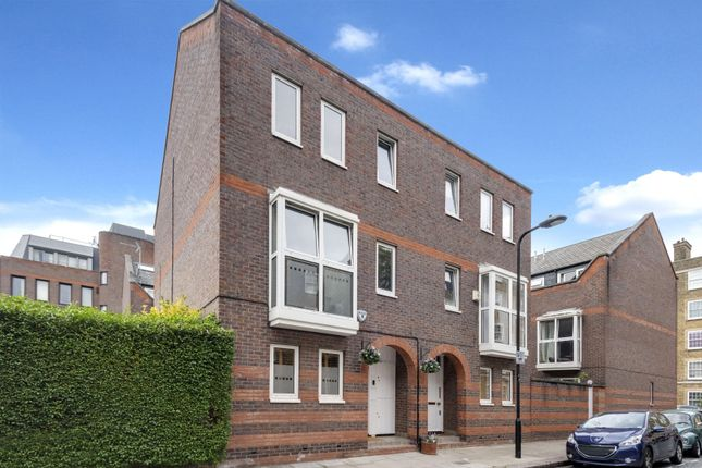 Thumbnail Flat for sale in Redhill Street, Regents Park, London