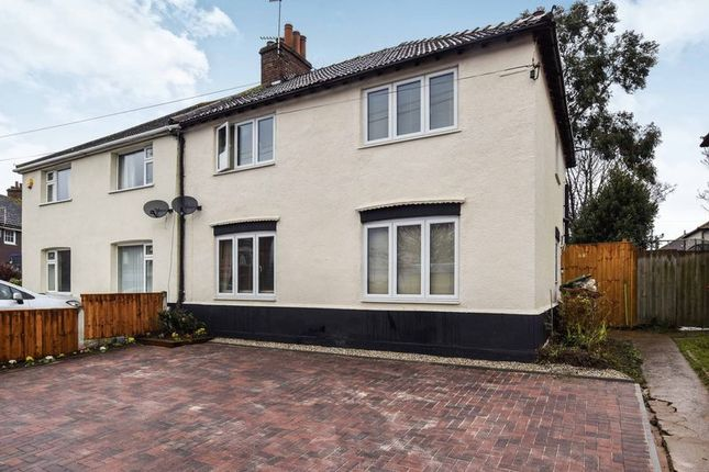 4 bed semi-detached house for sale in River View, Chadwell St. Mary, Grays