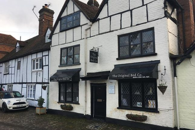 Thumbnail Retail premises for sale in 42 The Broadway, Amersham, Bucks