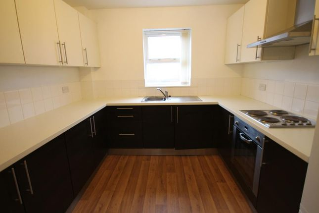 Thumbnail Flat to rent in Helmsley Mews, Newcastle Upon Tyne
