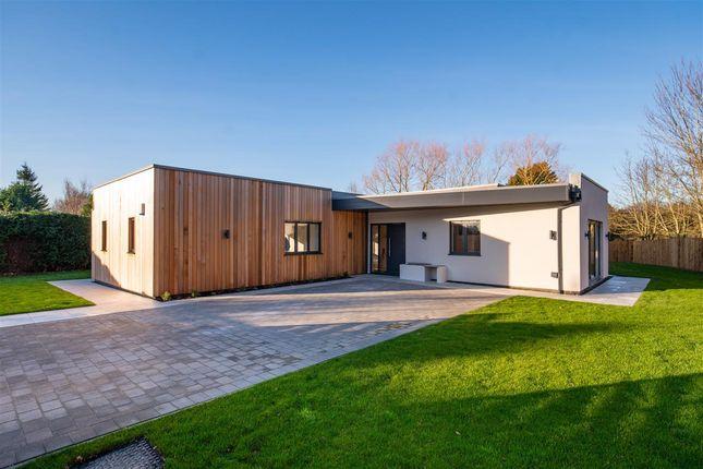 Thumbnail Detached house for sale in Newport Road, Wavendon, Milton Keynes