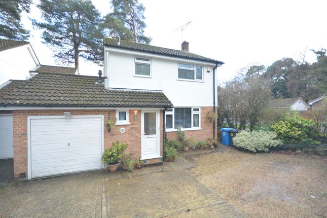 Thumbnail Link-detached house for sale in Grebe Close, Creekmoor