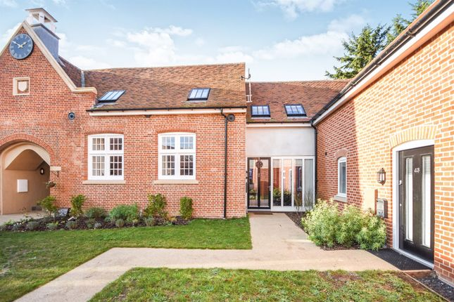 Thumbnail End terrace house for sale in Danbury Palace Drive, Danbury, Chelmsford