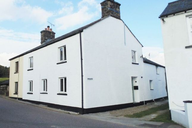 Thumbnail Semi-detached house for sale in Bridestowe, Okehampton