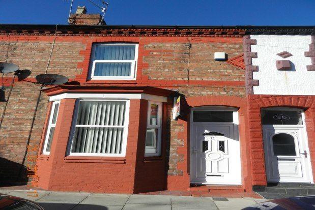 Thumbnail Property to rent in Oriel Road, Birkenhead