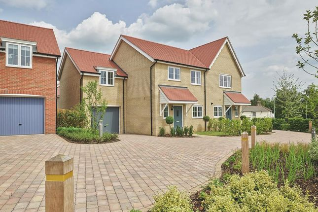Thumbnail Semi-detached house for sale in The Ashby At St Michael's Hurst, Barker Close, Bishop'S Stortford, Hertfordshire