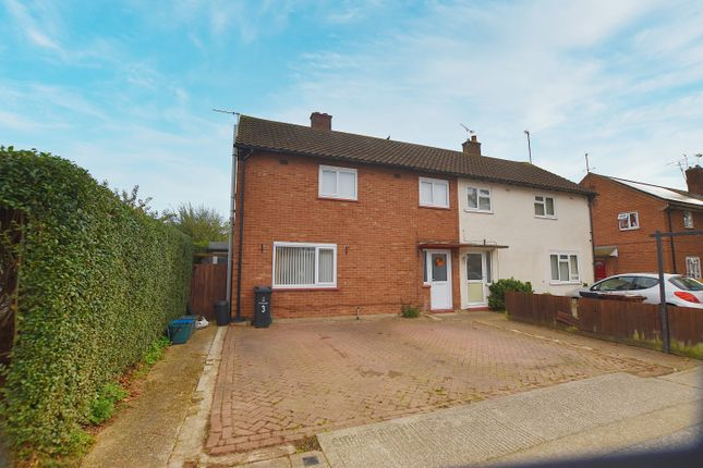 Thumbnail Semi-detached house for sale in Wethersfield Road, Colchester