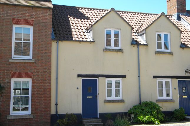 Thumbnail Terraced house to rent in Challacombe Street, Poundbury, Dorchester