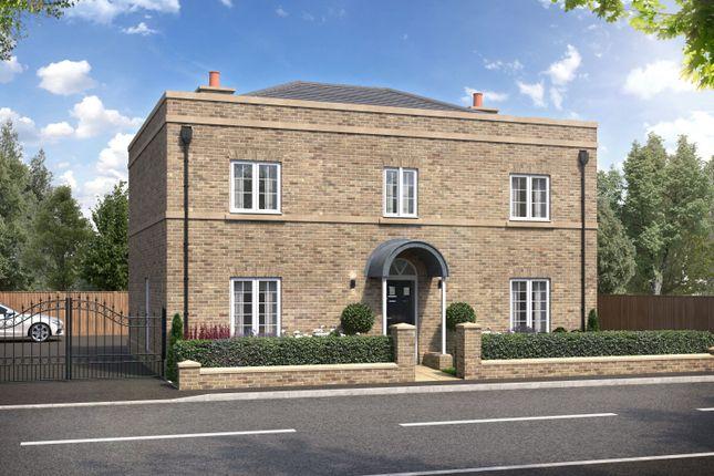 Thumbnail Detached house for sale in Crest Drive, Fenstanton