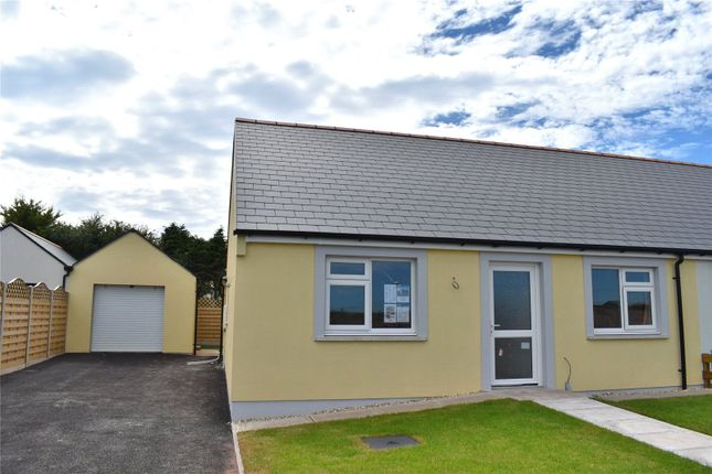 2 bed bungalow for sale in Plot 19, Bowett Close, Hundleton, Pembroke SA71