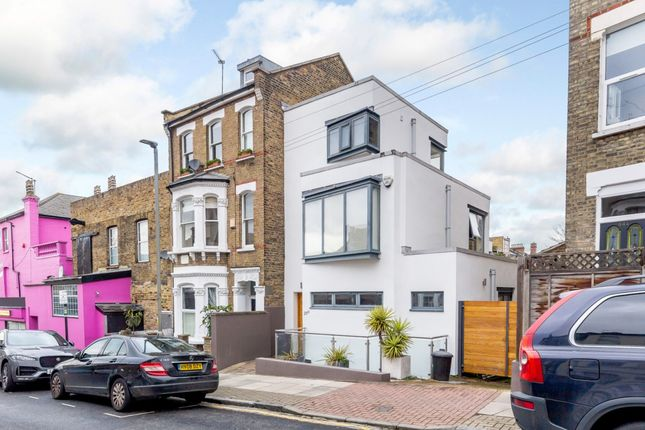 Thumbnail Semi-detached house for sale in Shelgate Road, London, London