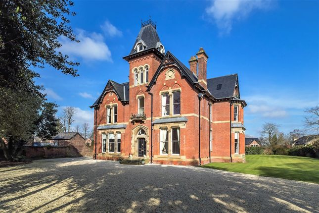 Thumbnail Detached house for sale in Church Road, Lymm