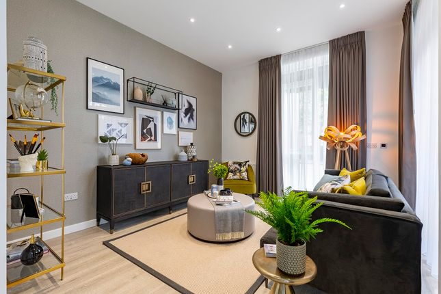 Thumbnail Flat for sale in Newham Way, Beckton, London
