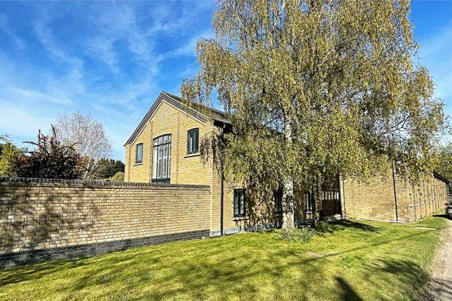 3 bed semi-detached house for sale in Bush Hall Farm, Threshers Bush, Harlow, Essex CM17