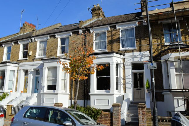 Thumbnail Terraced house for sale in Corinne Road, Tufnell Park, London