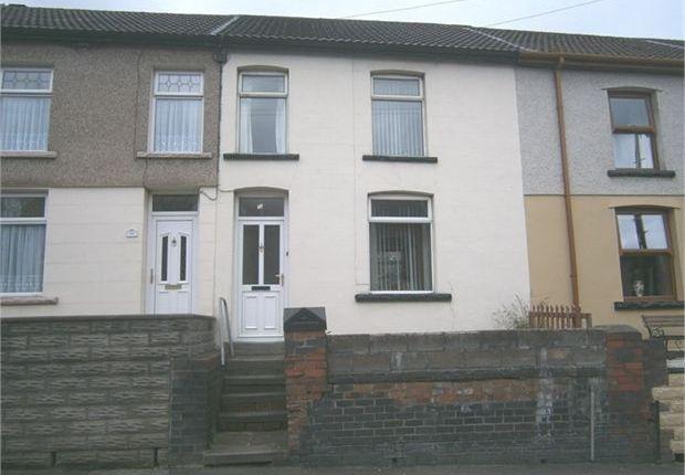 Thumbnail Terraced house to rent in Trealaw Road, Trealaw, Rhondda Cynon Taff.