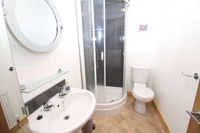 Shower Room of Granitehill Terrace, Persley, Aberdeen AB22