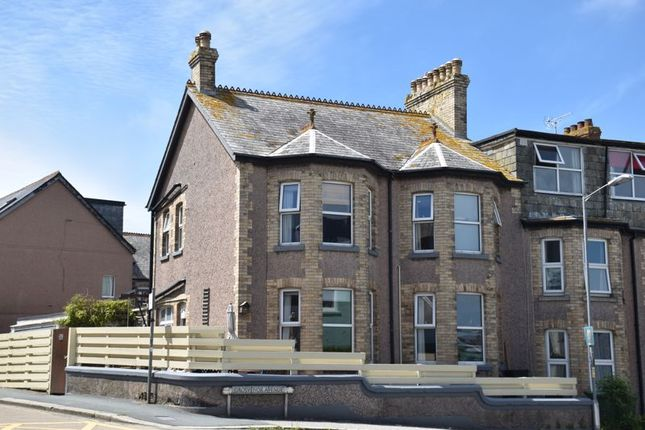 Thumbnail End terrace house for sale in Mount Wise, Newquay