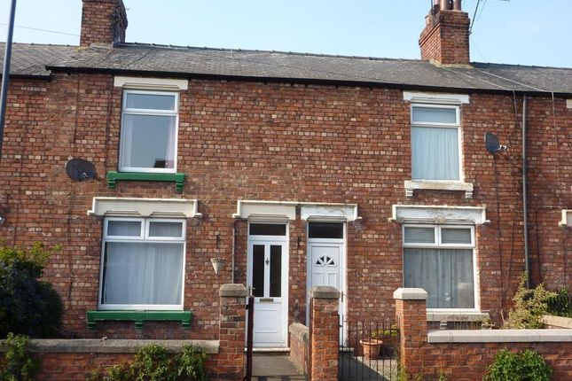Thumbnail Cottage for sale in Kelvin Terrace, Northallerton