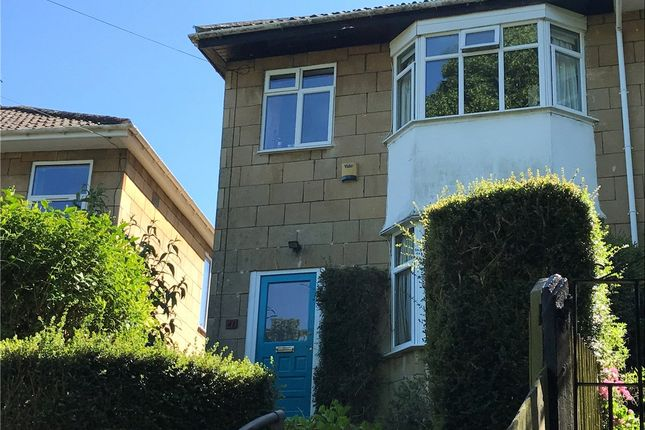 Thumbnail Semi-detached house to rent in Fairfield Park Road, Bath, Somerset