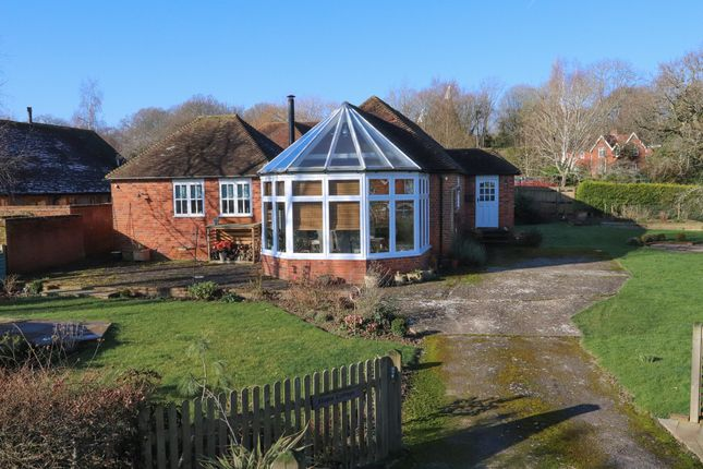 Thumbnail Detached bungalow for sale in Horns Hill, Hawkhurst, Cranbrook