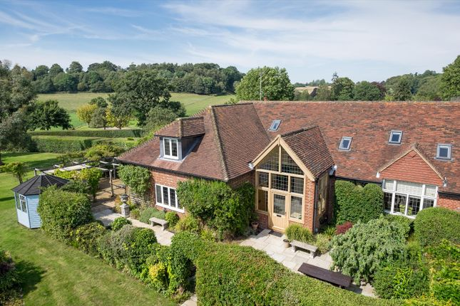 5 bed semi-detached house for sale in Brook Farm House, Brook, Between Godalming And Haslemere GU8