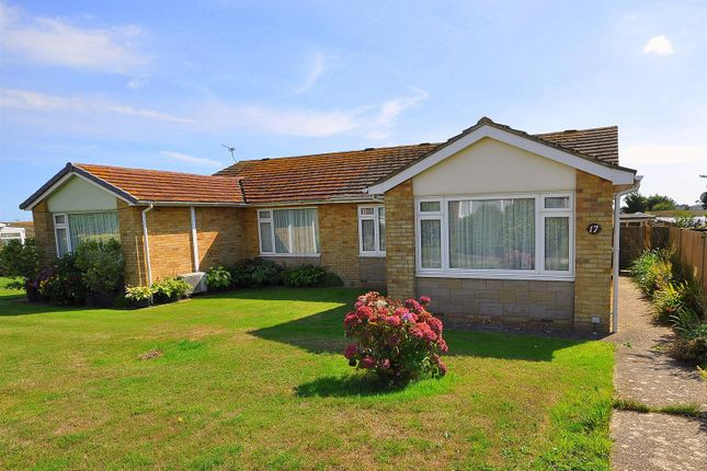 Thumbnail Semi-detached bungalow for sale in The Linkway, Westham, Pevensey