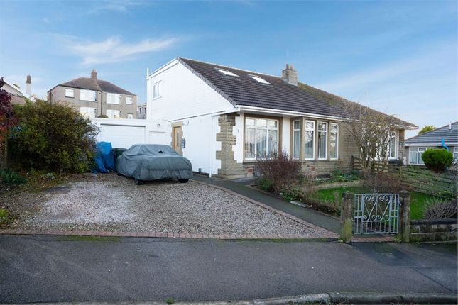 Thumbnail Semi-detached bungalow for sale in St Nicholas Lane, Bolton Le Sands, Carnforth, Lancashire