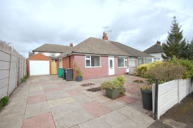 Thumbnail Semi-detached bungalow for sale in Micklewright Avenue, Crewe