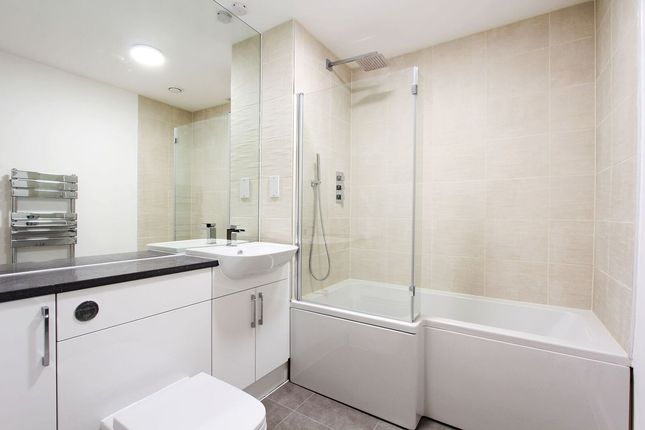 Thumbnail Flat for sale in Runnymede, Colliers Wood, London